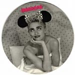 DEAR JESSIE - OFFICIAL FAN CLUB MOUSE MAT